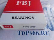 Подшипник     6208 2RS   FBJ -TDPS66.RU