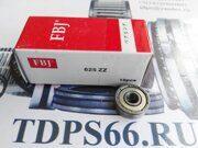 Подшипник   625 ZZ 5x16x5 FBJ-TDPS66.RU