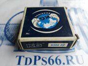 Подшипник  6302 ZZ  KG -TDPS66.RU