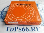 Подшипник   6809 2RS CRAFT-TDPS66.RU