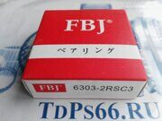 Подшипник  6303 2RSC3   FBJ -TDPS66.RU