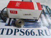 Подшипник  634 ZZ  FBJ -TDPS66.RU