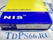 Подшипник    6211 2RSC3 NIS - TDPS66.RU