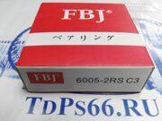 Подшипник  6005 2RSC3 FBJ   -TDPS66.RU