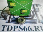 Подшипник   625 ZZ 5x16x5 NBS-TDPS66.RU