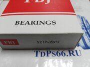 Подшипник  5210-2RS  FBJ- TDPS66.RU