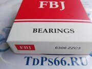 Подшипник  6306 ZZC3  FBJ -TDPS66.RU