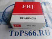 Подшипник  6302 2RSC3   FBJ -TDPS66.RU