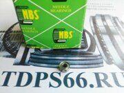 Подшипник  1000083 ZZ  3x7x3 NBS -TDPS66.RU