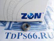 Подшипник         MR126 2Z ZEN- TDPS66.RU