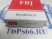 Подшипник      62205-2RS  FBJ -TDPS66.RU
