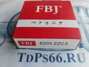 Подшипник     6205 ZZC3 FBJ -TDPS66.RU