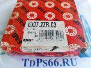 Подшипник  6307 2ZRC3  FAG -TDPS66.RU