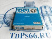 Подшипник   6805 ZZ DPI-TDPS66.RU