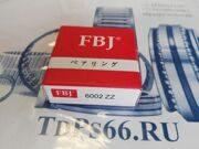 Подшипник  шариковый 6002 ZZ  FBJ -TDPS66.RU