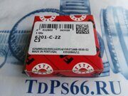 Подшипник       6201 2Z C3 FAG-TDPS66.RU