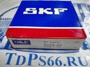 Подшипник      6010-2Z SKF - TDPS66.RU