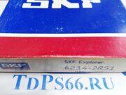 Подшипник  SKF   6214-2RS1 - TDPS66.RU