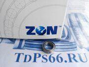Подшипник         MR128 ZZ ZEN- TDPS66.RU
