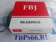Подшипник     6206 2RSC3  FBJ -TDPS66.RU