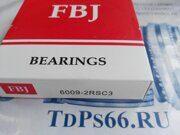 Подшипник    6009 2RSC3 FBJ-TDPS66.RU