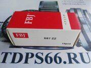 Подшипник  618-7 ZZ   7x14x5 FBJ -TDPS66.RU