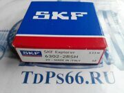 Подшипник  6302 2RSH    SKF -TDPS66.RU