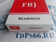 Подшипник  6305 ZZC3   FBJ -TDPS66.RU