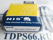 Подшипник генератора DG1552  NIS - TDPS66.RU