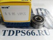 Подшипник B 8 85  DD RNIS - TDPS66.RU