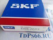 Подшипник     6208 2ZC3  SKF -TDPS66.RU