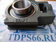 Корпусной   подшипник UCT202 CRAFT- TDPS66.RU