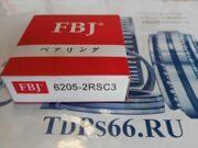 Подшипник  шариковый 6205 2RSC3  FBJ -TDPS66.RU
