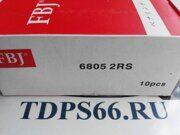 Подшипник  6805 2RS  FBJ-TDPS66.RU