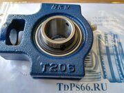 Корпусной   подшипник UCT206 HKW- TDPS66.RU