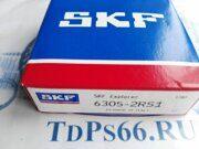 Подшипник  6305 2RS1   SKF -TDPS66.RU