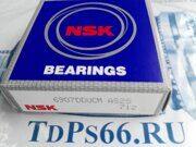 Подшипник  6907 DDU NSK -TDPS66.RU