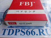 Подшипник     6211 ZNR   FBJ -TDPS66.RU