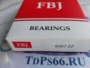 Подшипник  6307 ZZ  FBJ -TDPS66.RU