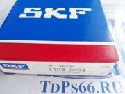 Подшипник     6208 2RS1  SKF -TDPS66.RU