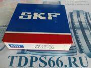 Подшипник шариковый   6011-2Z SKF - TDPS66.RU
