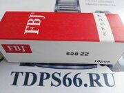 Подшипник   628 ZZ FBJ   -TDPS66.RU