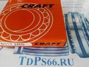 Подшипник 100 серии 6017 2RS CRAFT -TDPS66.RU