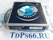 Подшипник  6907 2RS  KG -TDPS66.RU