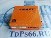 Подшипник     6203 Z CRAFT -TDPS66.RU