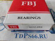 Подшипник    6312 2RS FBJ -TDPS66.RU