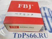 Подшипник     62304-2RS FBJ -TDPS66.RU