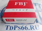 Подшипник     6205ZZ FBJ   -TDPS66.RU