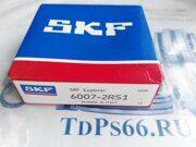 Подшипники  6007-2RS1 SKF -TDPS66.RU