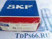 Подшипник      3206 ATN9 C3 SKF - TDPS66.RU